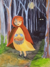Custer_RedRidingHood